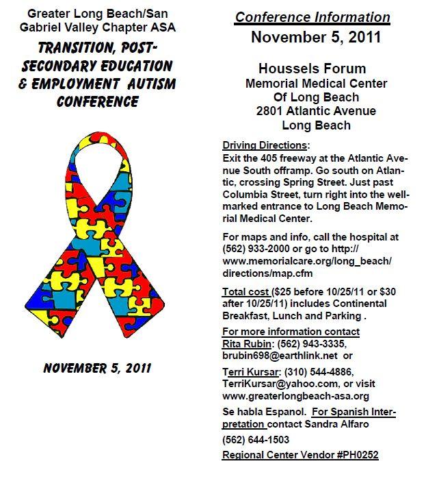 Asa Conference  Long Beach